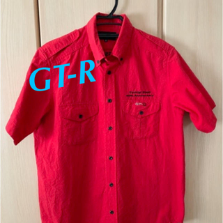 ニッサン(日産)のNISSAN  GT-R  半袖シャツ(Tシャツ/カットソー(半袖/袖なし))