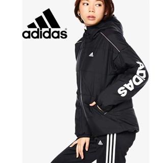 adidas - アディダス adidasウインドブレーカー ジャケット レディース