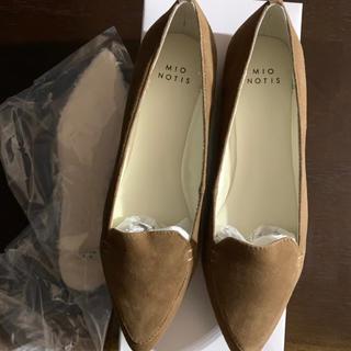 イエナ(IENA)のMIO NOTIS/ミオノティス  23.5(ローファー/革靴)