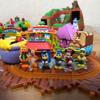 ディズニー(Disney)のミニチュア おもちゃ(ミニチュア)