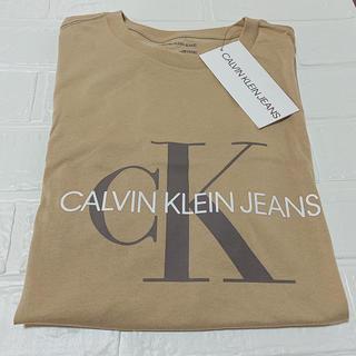 カルバンクライン(Calvin Klein)の【希少カラー★USサイズSラスト1点】カルバンクライン Tシャツ(Tシャツ/カットソー(半袖/袖なし))