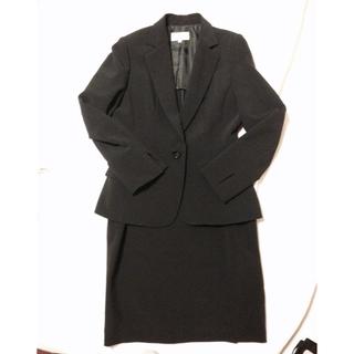 シマムラ(しまむら)のレディーススーツ パンツ、プラウス付き お買い得!(スーツ)