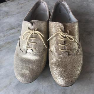 トゥモローランド(TOMORROWLAND)のマニッシュシューズ(ローファー/革靴)