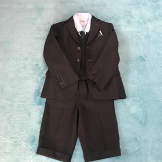 エニィファム(anyFAM)のキッズ スーツセット120センチ 男の子(ドレス/フォーマル)
