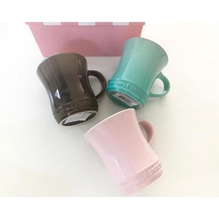 LE CREUSET - ルクルーゼ♡マグカップS