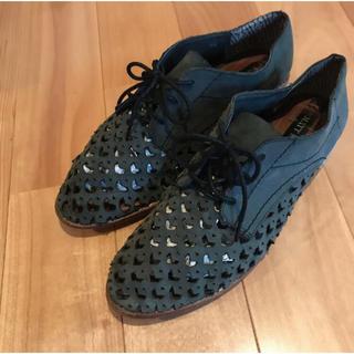トゥモローランド(TOMORROWLAND)のマットバーソン メンズシューズ ローファー(ローファー/革靴)