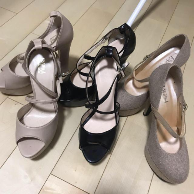 ESPERANZA(エスペランサ)のハイヒール レディースの靴/シューズ(ハイヒール/パンプス)の商品写真