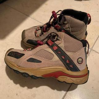 Timberland - ティンバーランド 登山靴 子供 トレッキングシューズ  16.5センチ