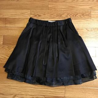 プラージュ(Plage)のチュールスカート(ひざ丈スカート)