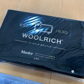 ウールリッチ(WOOLRICH)のボディバッグ(ボディーバッグ)