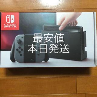 ニンテンドースイッチ(Nintendo Switch)のニンテンドースイッチ  新品未開封 新型(家庭用ゲーム機本体)