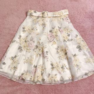 L'EST ROSE - レストローズ スカート Mサイズ