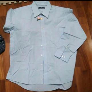 リーガル(REGAL)のREGAL 青 長袖シャツ(シャツ)