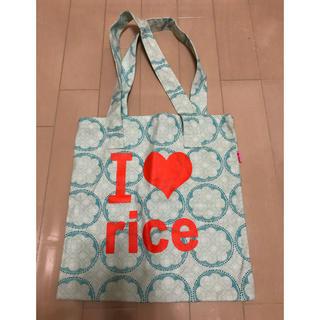 アッシュペーフランス(H.P.FRANCE)の新品 rice  のトートバッグ(トートバッグ)