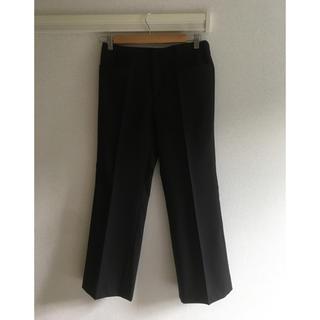 パーソンズ(PERSON'S)のレディース スラックス ブラック person's  suits  Style(スーツ)