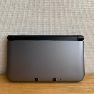 ニンテンドー3DS(ニンテンドー3DS)のNintendo 3DS LL  シルバー×ブラック(携帯用ゲーム機本体)