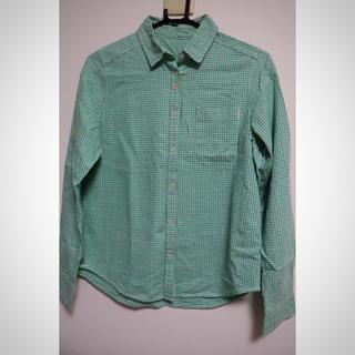 ラフ(rough)のrough チェックシャツ(シャツ/ブラウス(長袖/七分))