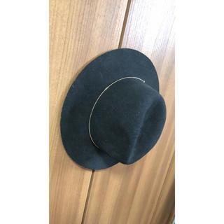 ジーナシス(JEANASIS)のJEANASIS 帽子(ハット)