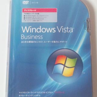 マイクロソフト(Microsoft)のWindows vista Busines 32BIT(その他)