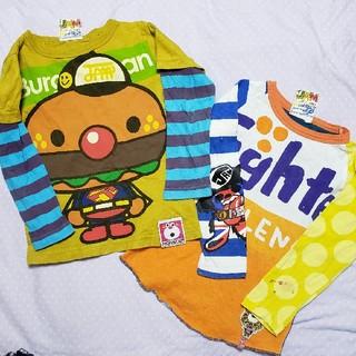 ジャム(JAM)のジャム 二枚セット(Tシャツ/カットソー)