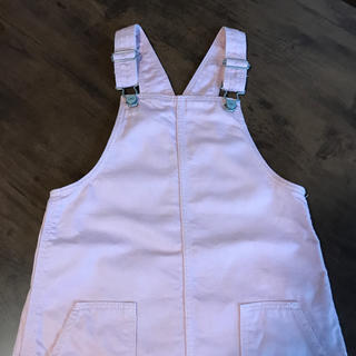 babyGAP - baby GAP 5歳ピンク サロペットスカート105-110cm