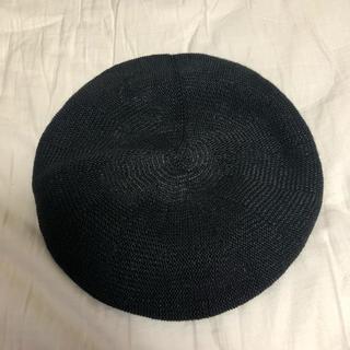 ケービーエフ(KBF)のベレー帽(ハンチング/ベレー帽)