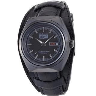 オニツカタイガー(Onitsuka Tiger)の[オニツカタイガー] 腕時計 OTTM01,01 ブラック(腕時計(アナログ))