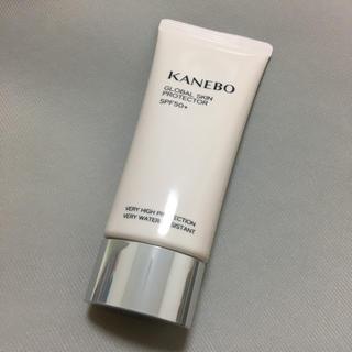 カネボウ(Kanebo)の【新品】KANEBO カネボウ グローバルスキンプロテクター(日焼け止め/サンオイル)