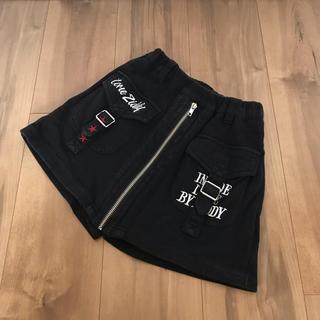 ZIDDY - ZIDDY 140cm スカート キュロット