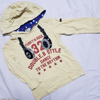 ダブルビー(DOUBLE.B)のダブルビー トレーナー(Tシャツ/カットソー)