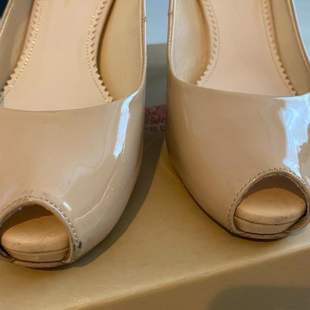 23区(ニジュウサンク)の23区 パンプス レディースの靴/シューズ(ハイヒール/パンプス)の商品写真