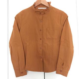 ビームスボーイ(BEAMS BOY)のフリルネックシャツ(シャツ/ブラウス(長袖/七分))