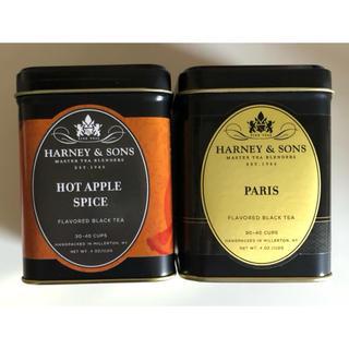 ディーンアンドデルーカ(DEAN & DELUCA)のハーニーアンドサンズ 紅茶 パリス ホットアップルスパイス セット 茶葉 ※(茶)