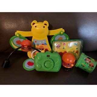 モスバーガー 知育玩具6点セット