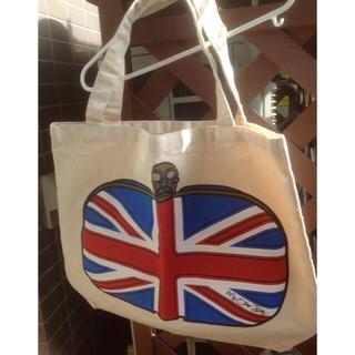マイアザーバッグ(my other bag)のMy Other Bag  の エコバック縦35㎝横45㎝持ち手含め高さ57㎝(エコバッグ)
