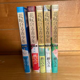 ハクセンシャ(白泉社)の花咲ける青少年特別編 全巻セット(少女漫画)