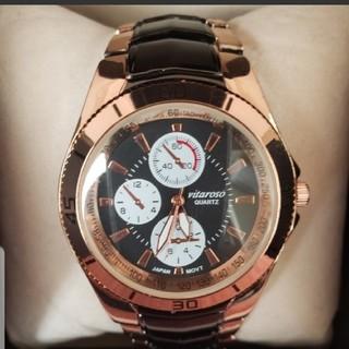 限定特別価格★正規VITAROSO★ロレックス デイトナTYPE 腕時計(腕時計(アナログ))