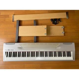 ヤマハ(ヤマハ)のYAMAHA  電子ピアノ P60(電子ピアノ)