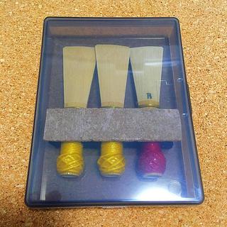 コントラファゴット リードケース 3本収納(ファゴット)