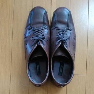 バーバリーブラックレーベル(BURBERRY BLACK LABEL)の【BURBERRY BLACK LABEL】 革靴(ドレス/ビジネス)