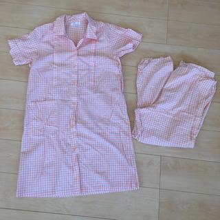 Wacoal - ワコール マタニティー半袖パジャマ MからLサイズ