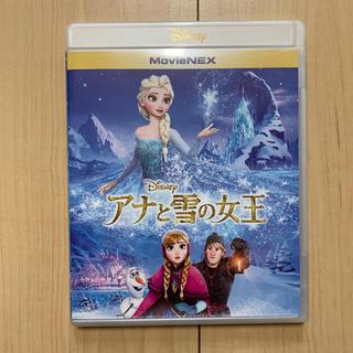 アナトユキノジョオウ(アナと雪の女王)のぽにょ様専用 アナと雪の女王 ブルーレイ Blu-ray(DVDディスクなし)(アニメ)