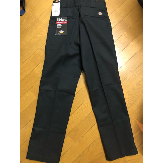 Dickies(ディッキーズ)のディッキーズ ワークパンツ874 ブラック メンズのパンツ(ワークパンツ/カーゴパンツ)の商品写真