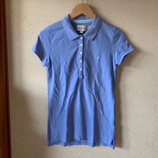 アメリカンイーグル(American Eagle)のアメリカンイーグル ポロシャツ レディース S 新品未使用 (ポロシャツ)