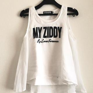 ZIDDY - ZIDDY ジディー タンクトップ 140
