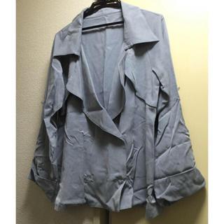 アーバンリサーチ(URBAN RESEARCH)のアーバンリサーチ》薄手 コート ジャケット トレンチ(スプリングコート)