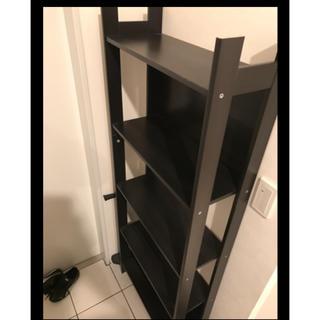 IKEA - 黒い棚