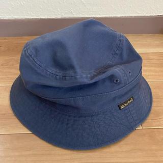 モンベル(mont bell)のモンベル コットン ツイルハット バケットハット 帽子(ハット)