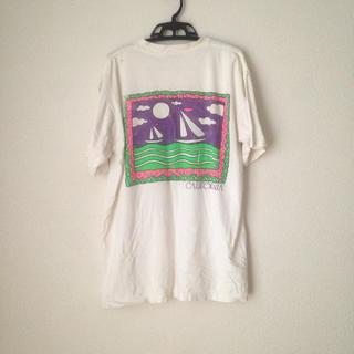 ロキエ(Lochie)の古着Tシャツ(Tシャツ(半袖/袖なし))