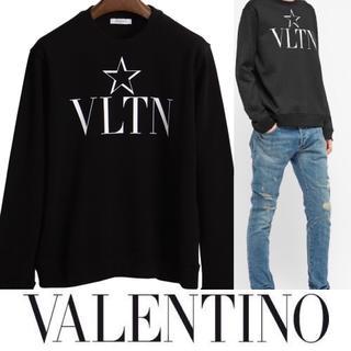 VALENTINO - 本日限定 ヴァレンチノ 新作 スターロゴトレーナー バッグ